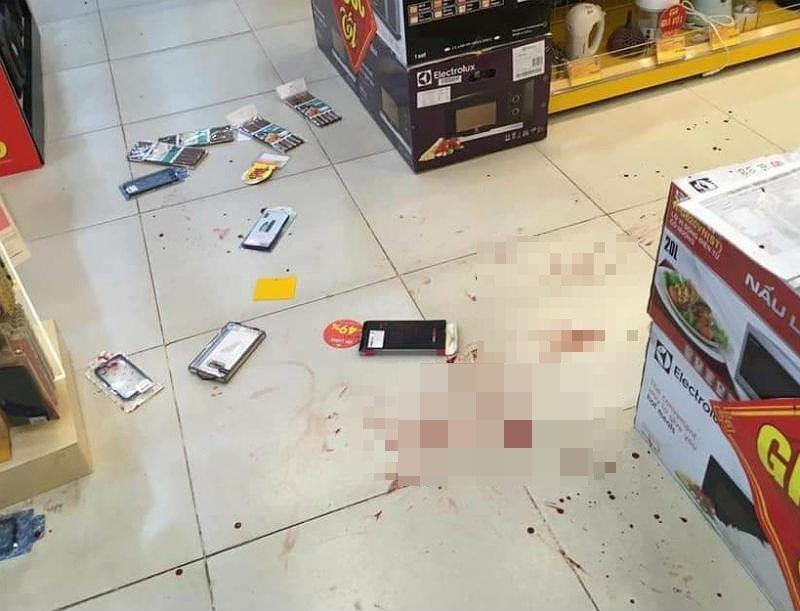 Đâm chết người vì mâu thuẫn mua bán điện thoại - ảnh 1