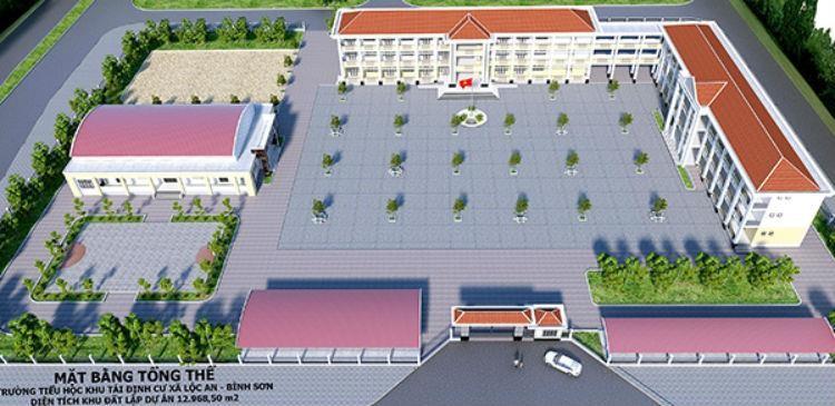 Khu tái định cư 'khủng' dự án Sân bay Long Thành ra sao? - ảnh 1
