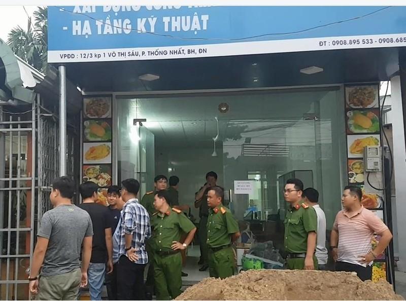 Thông tin mới vụ giang hồ vây xe chở công an ở Đồng Nai - ảnh 2
