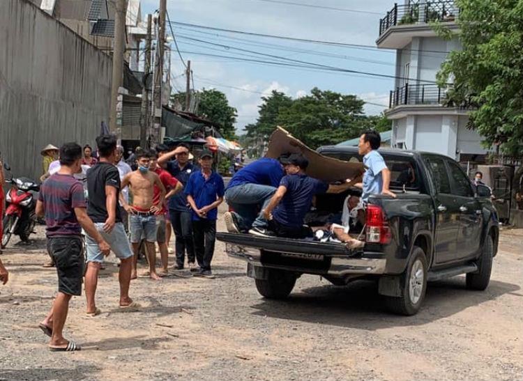 Đồng Nai: Nam thanh niên bị đâm gục sau khi cãi nhau - ảnh 1