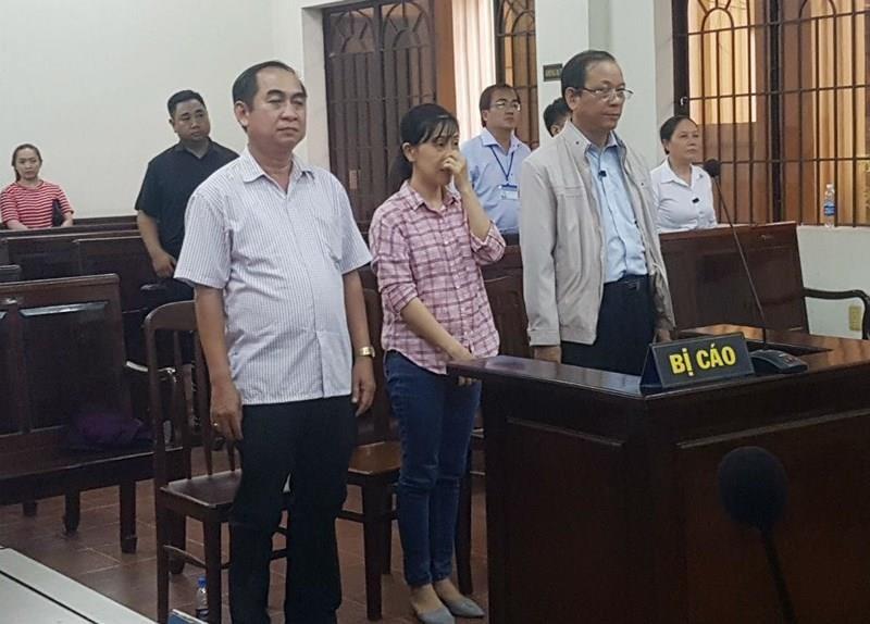 Cựu trưởng ban tổ chức Thành ủy Biên Hòa kháng cáo  - ảnh 1