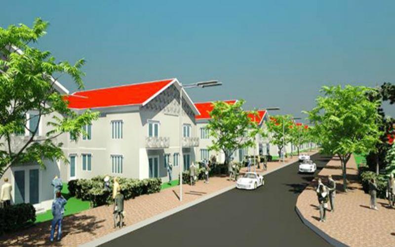 Xây khu tái định cư 'khủng' sân bay Long Thành trong năm nay - ảnh 1