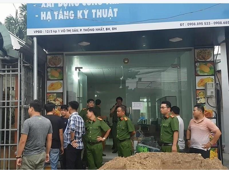 Thông tin mới nhất vụ Giang 36 vây xe công an ở Đồng Nai - ảnh 2