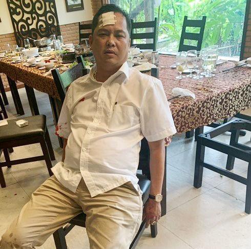 Thông tin mới vụ hàng chục giang hồ vây xe công an ở Đồng Nai - ảnh 2