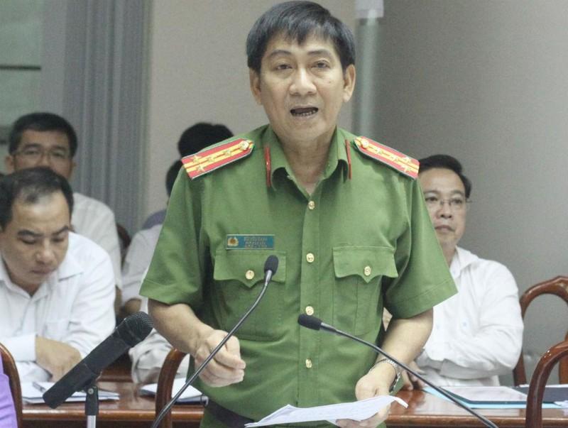 Thông tin mới vụ hàng chục giang hồ vây xe công an ở Đồng Nai - ảnh 1