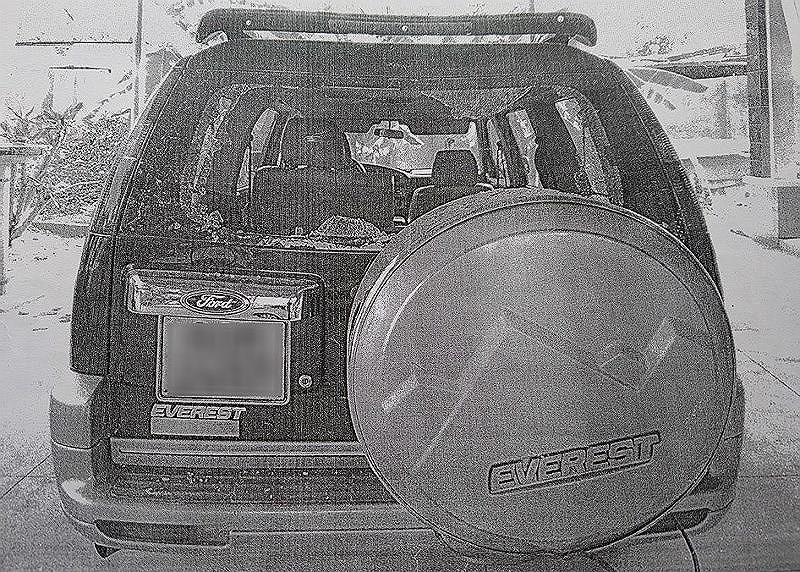 Truy tố vụ quyết xử đến cùng vụ người ném vỡ kính ô tô - ảnh 1