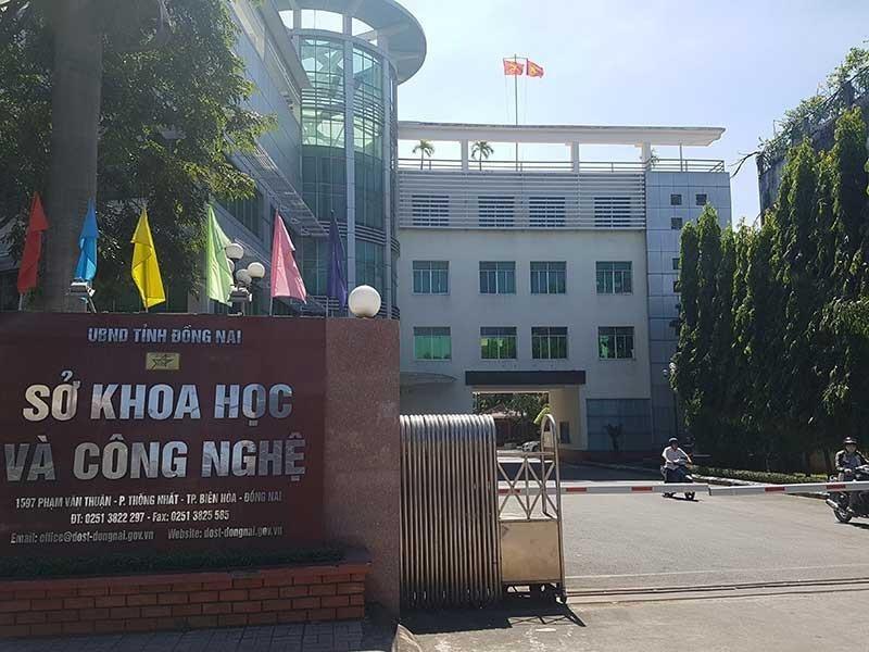 Sai phạm của cựu giám đốc Sở KH&CN Đồng Nai rất nghiêm trọng - ảnh 1