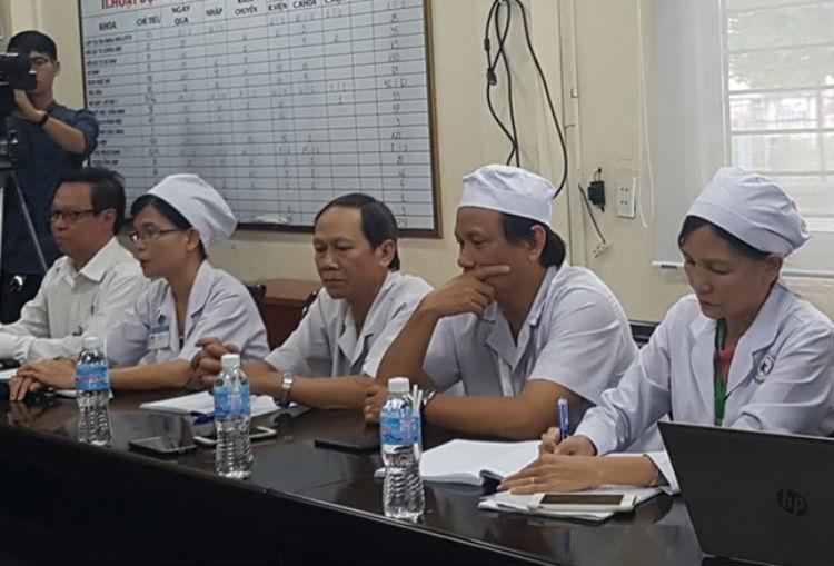 Bệnh viện hỗ trợ 320 triệu đồng vụ bé 13 tuổi tử vong - ảnh 1