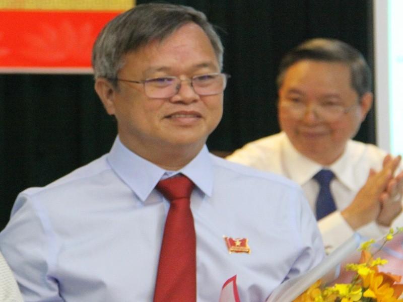 Trao quyết định chuẩn y phó bí thư Tỉnh ủy Đồng Nai - ảnh 1
