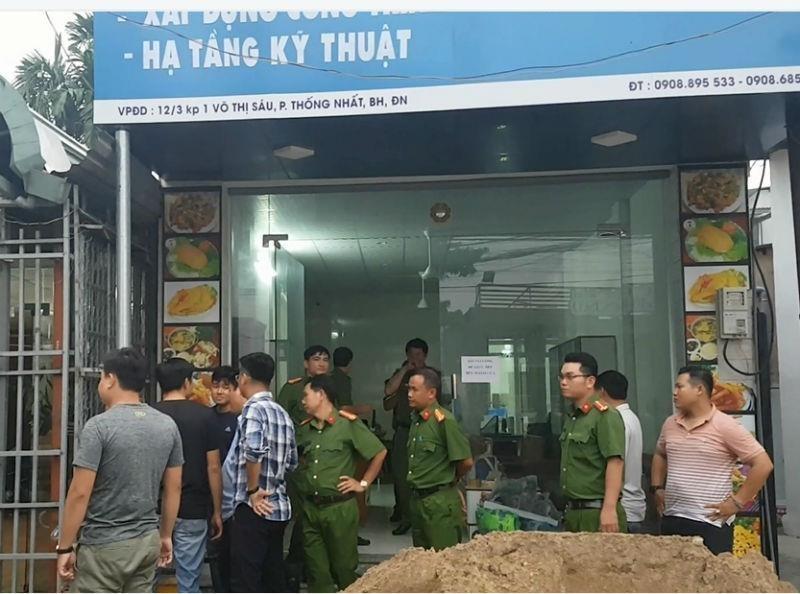 Tình tiết mới vụ hàng chục giang hồ vây xe công an Đồng Nai - ảnh 1