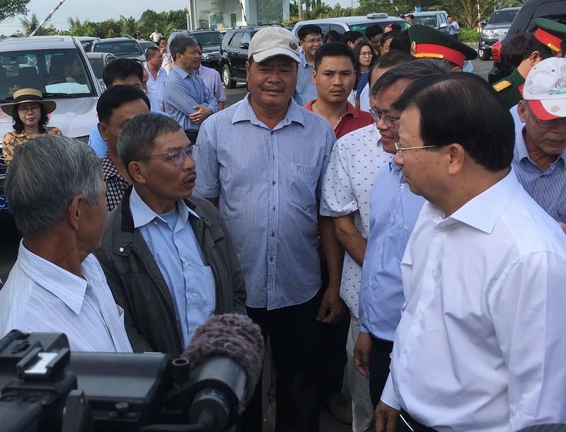 Trường hợp được tái định cư khi thu hồi đất sân bay Long Thành - ảnh 1