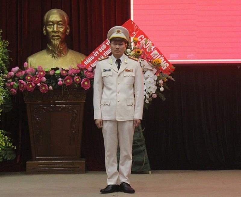 Công an tỉnh Đồng Nai có tân giám đốc - ảnh 1