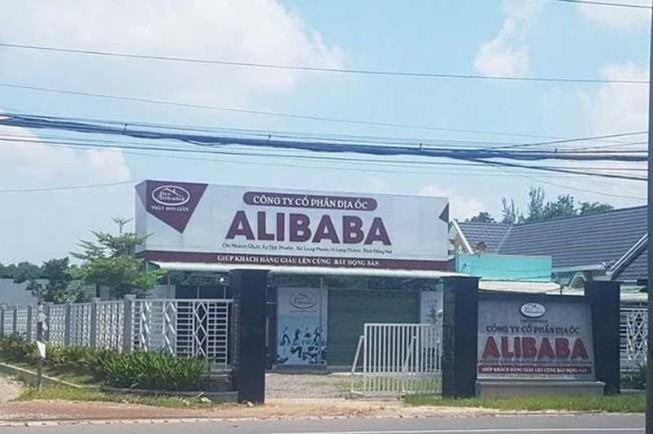 Làm rõ UBND huyện Long Thành có 'tiếp tay' cho Alibaba không? - ảnh 1
