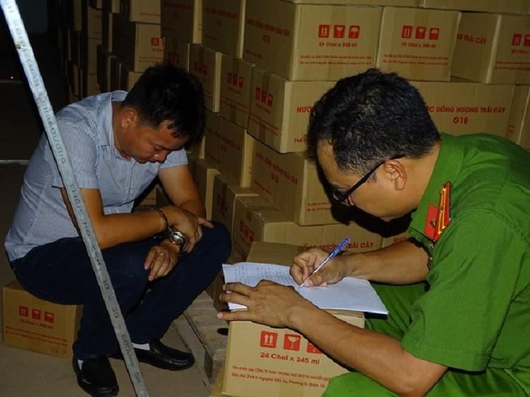 Bắt khẩn cấp Trần Minh Hải vụ nước ngọt dỏm ở Đồng Nai - ảnh 1