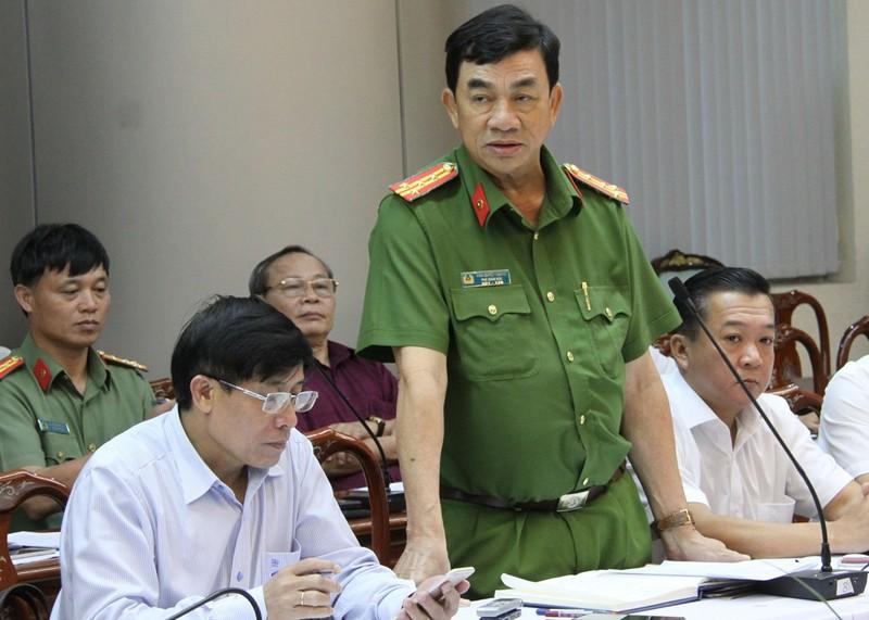 Nhiều CSGT Đồng Nai chuyển công tác về phường, xã - ảnh 1