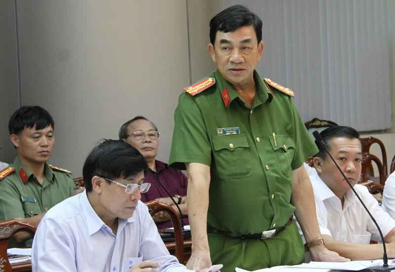 Điều chuyển 53 cảnh sát giao thông Đồng Nai về huyện, xã - ảnh 1