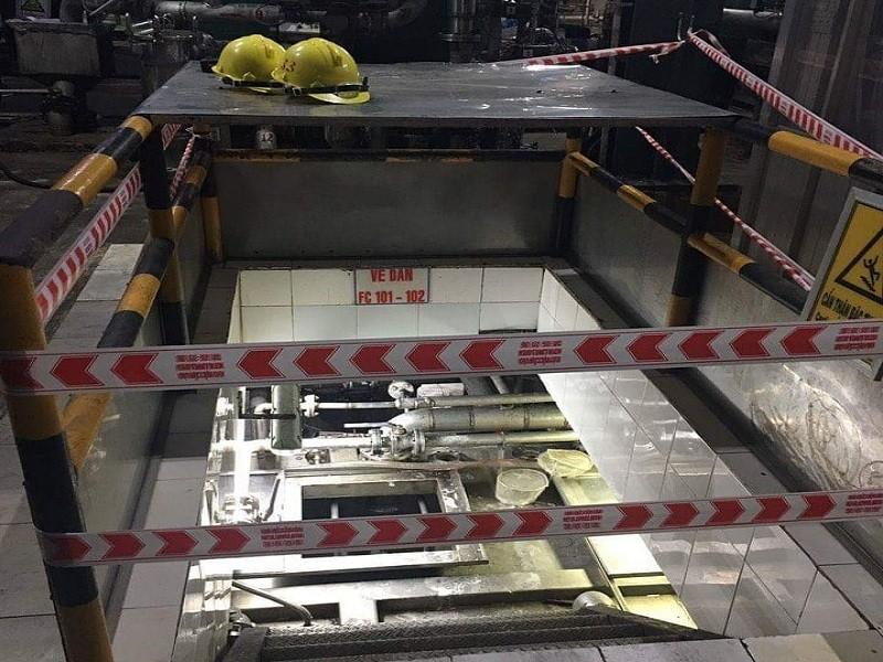 Một công nhân tử nạn trong bồn chiết nước Công ty Vedan - ảnh 1