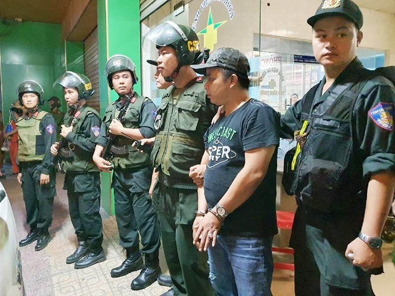 Công an Đồng Nai triệt phá hàng loạt băng nhóm tội phạm  - ảnh 1