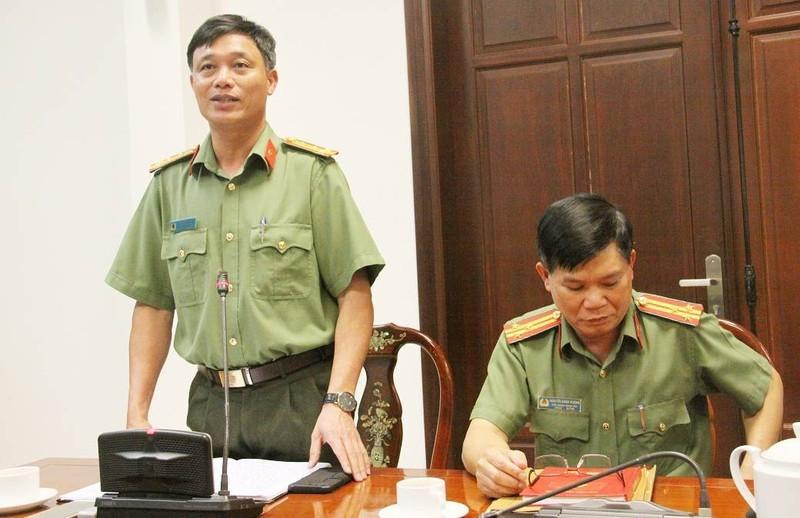 2 trung tá CSGT Đồng Nai bị tố bảo kê xe tự nhận mức kỷ luật - ảnh 1