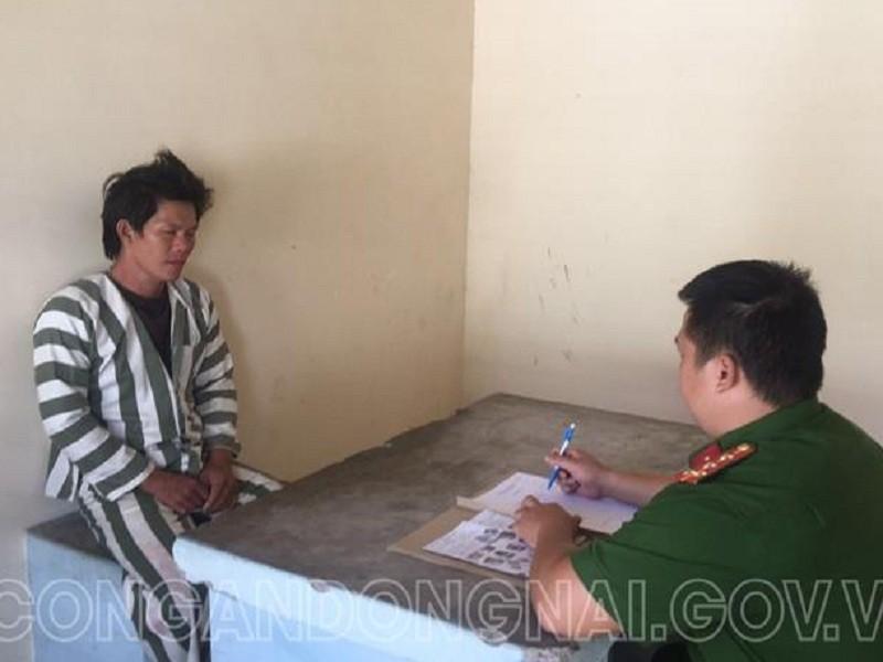 Đồng Nai: Bắt tạm giam kẻ trộm tài sản trị giá 80.000 đồng - ảnh 1
