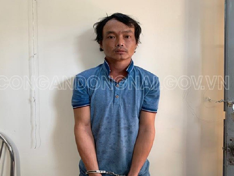 Đồng Nai: Bắt Thành 'vẽ' trốn truy nã vì cướp sòng bạc - ảnh 1