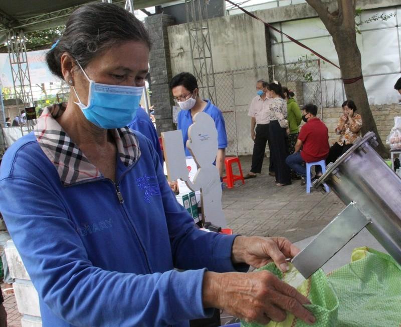 Đồng Nai: Xuất hiện hàng loạt 'ATM gạo' cho người khó khăn   - ảnh 5