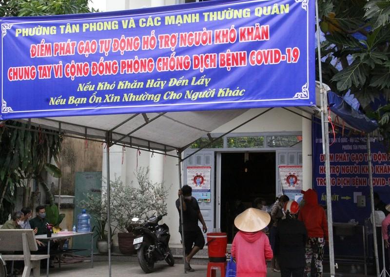 Đồng Nai: Xuất hiện hàng loạt 'ATM gạo' cho người khó khăn   - ảnh 8