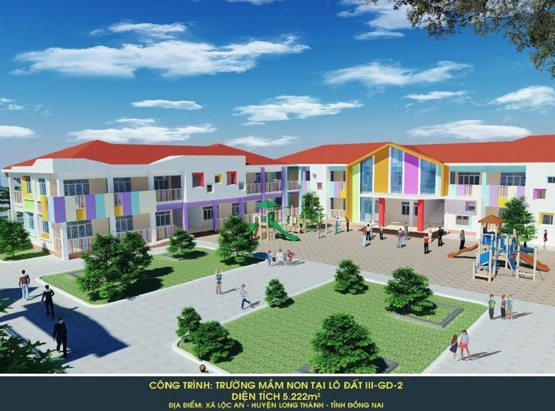 Bắt đầu xây dựng khu tái định cư của dự án sân bay Long Thành - ảnh 1