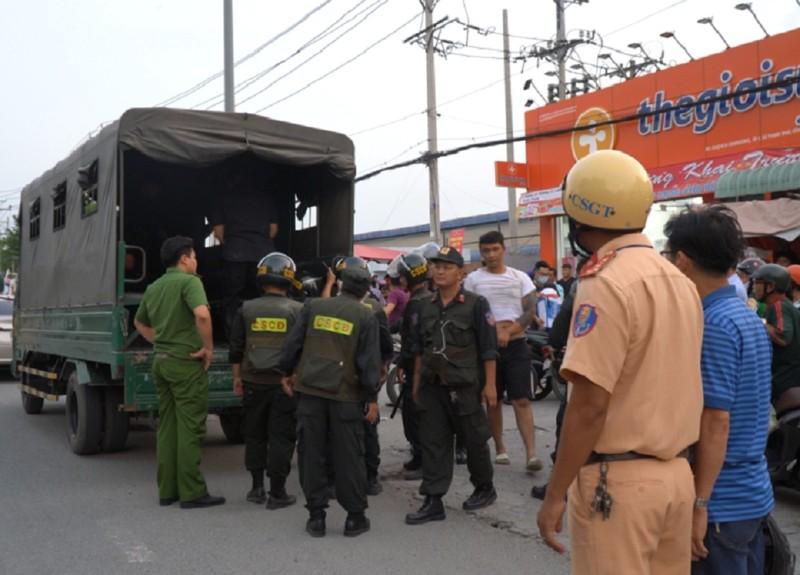 Loan 'cá' cầm đầu nhóm giang hồ bảo kê ở Đồng Nai như thế nào? - ảnh 1
