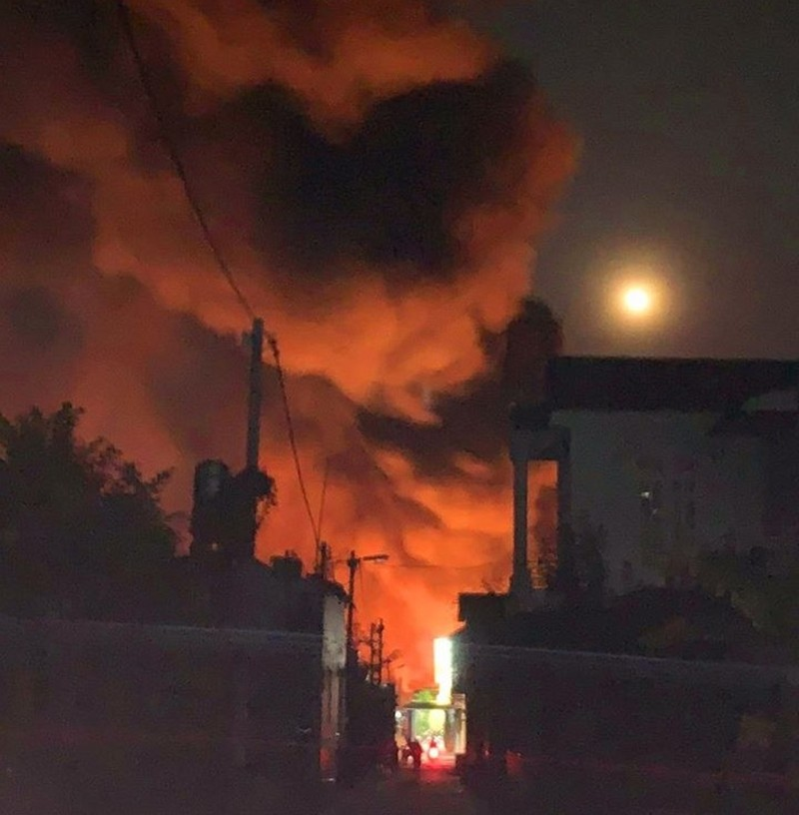 6 căn nhà ở Đồng Nai bị cháy - ảnh 1
