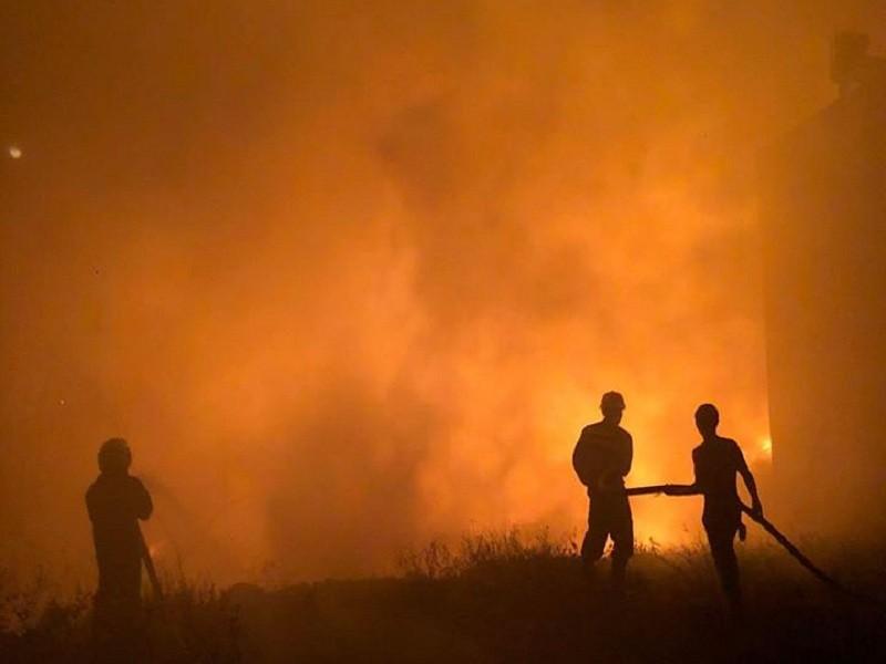 6 căn nhà ở Đồng Nai bị cháy - ảnh 2