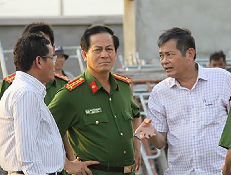 Sập tường trong KCN ở Đồng Nai, nhiều người chết - ảnh 3