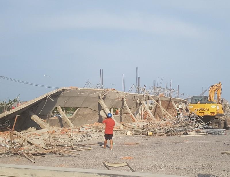 Hình ảnh vụ sập tường 10 người tử vong ở Đồng Nai - ảnh 2