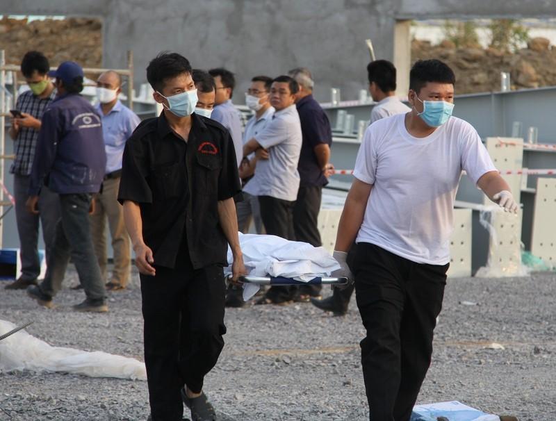 Hình ảnh vụ sập tường 10 người tử vong ở Đồng Nai - ảnh 9