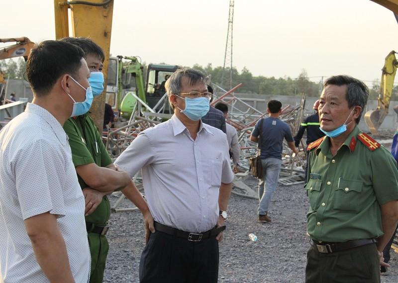 Hình ảnh vụ sập tường 10 người tử vong ở Đồng Nai - ảnh 4