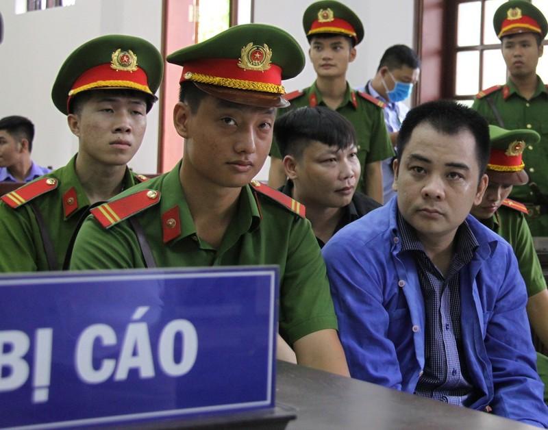 Xét xử nhóm Giang '36': 2 trung tá cảnh sát vắng mặt  - ảnh 1