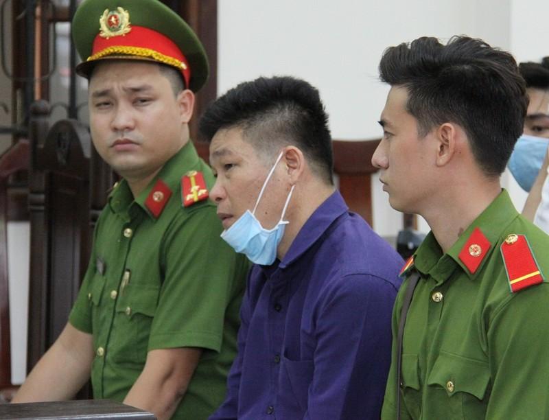 Vẻ mặt lạnh lùng của Giang '36' trong ngày bị xét xử - ảnh 9