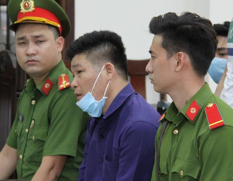 Xét xử nhóm Giang '36': 2 trung tá cảnh sát vắng mặt  - ảnh 2