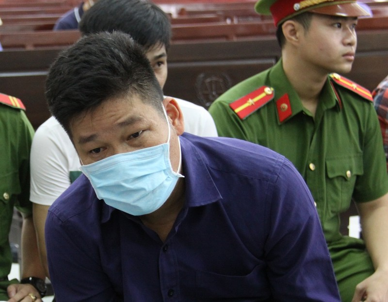 Vẻ mặt lạnh lùng của Giang '36' trong ngày bị xét xử - ảnh 8