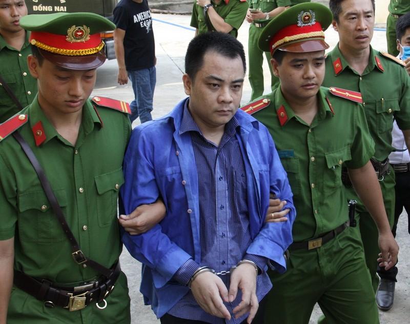 Vẻ mặt lạnh lùng của Giang '36' trong ngày bị xét xử - ảnh 4