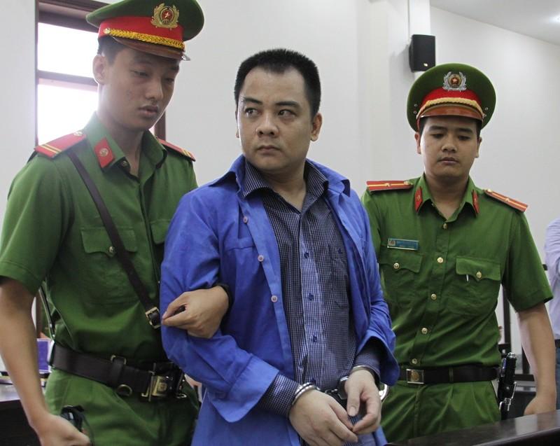 Vẻ mặt lạnh lùng của Giang '36' trong ngày bị xét xử - ảnh 5