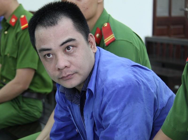 Vẻ mặt lạnh lùng của Giang '36' trong ngày bị xét xử - ảnh 6