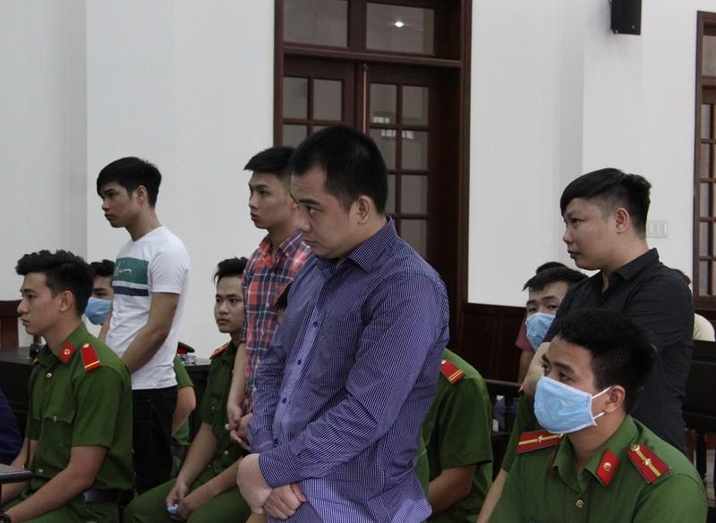 Vẻ mặt lạnh lùng của Giang '36' trong ngày bị xét xử - ảnh 10