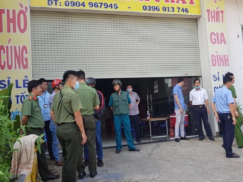 Đồng Nai: Phát hiện 1 cơ sở cai nghiện chui  - ảnh 1