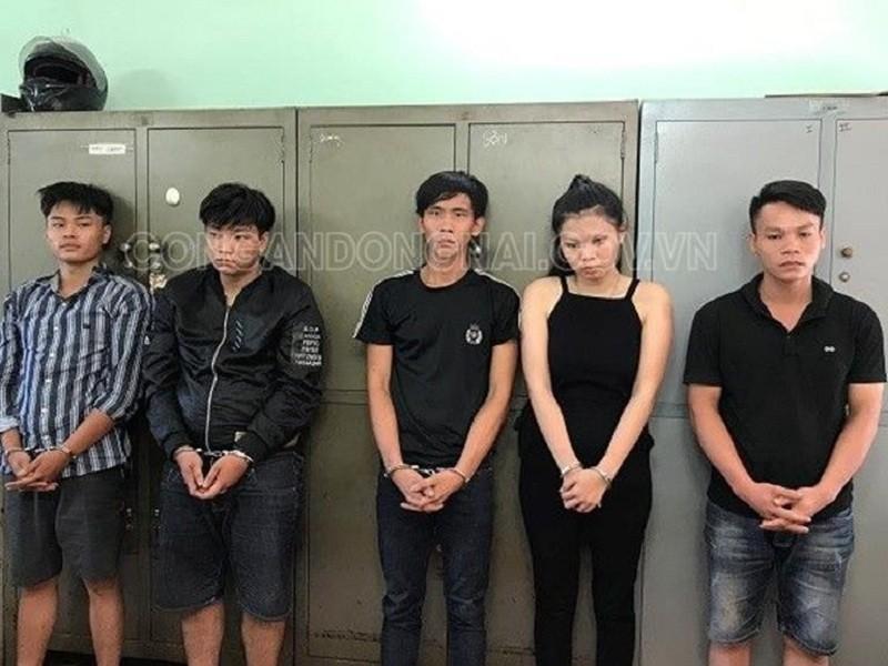Công an Đồng Nai triệt phá nhóm mua bán ma túy đá - ảnh 1