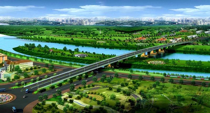 Chốt phương án làm đường trung tâm đẹp nhất TP Biên Hòa - ảnh 1