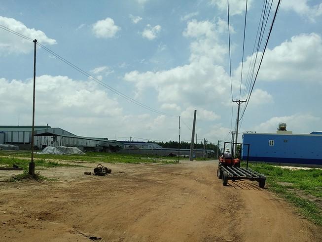 Đồng Nai: Nhiều sai phạm xây dựng chui khu công nghiệp 72 ha - ảnh 1