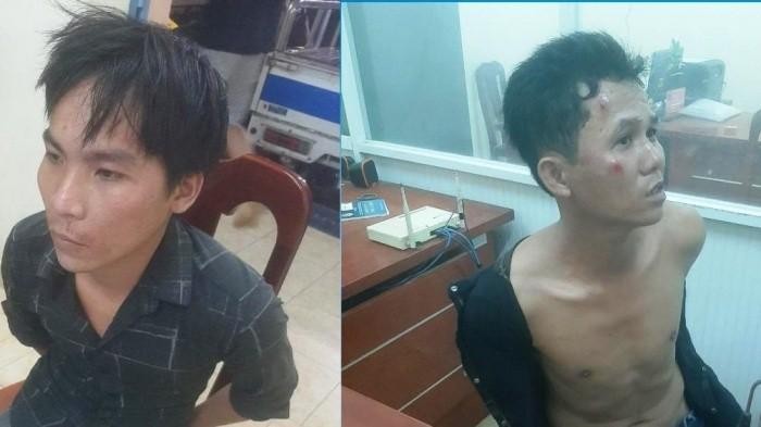 CSGT Đồng Nai truy bắt 2 nghi can trộm tài sản trong đêm - ảnh 1