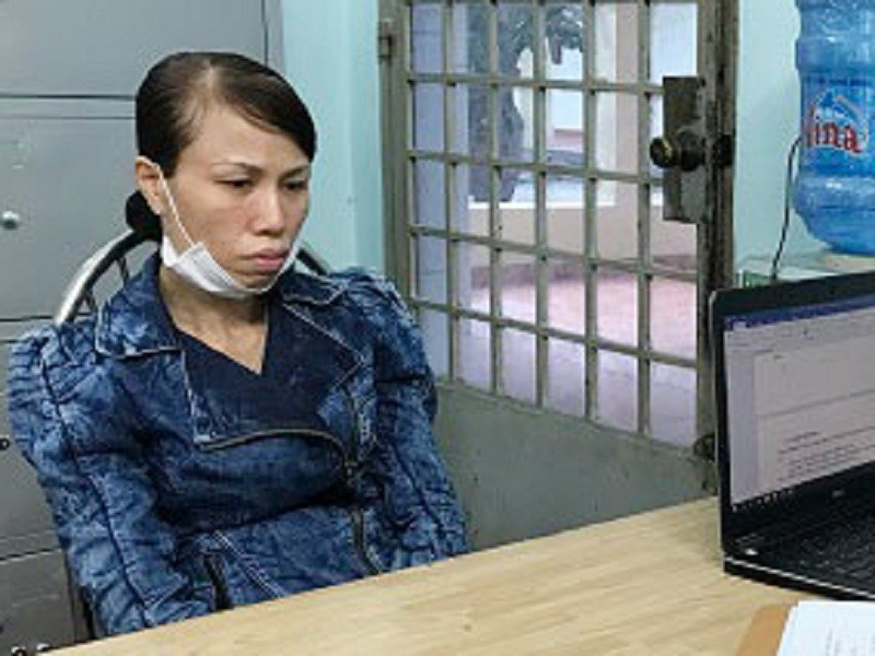 Đồng Nai: Bắt cặp tình nhân trong đường dây ma túy đá lớn   - ảnh 1