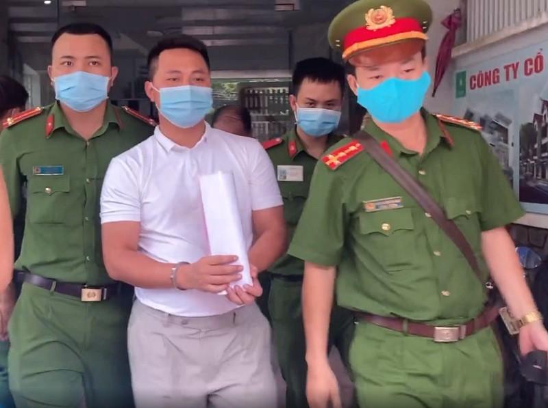Tổng giám đốc công ty Bất động sản nhà đất Đồng Nai bị bắt - ảnh 1